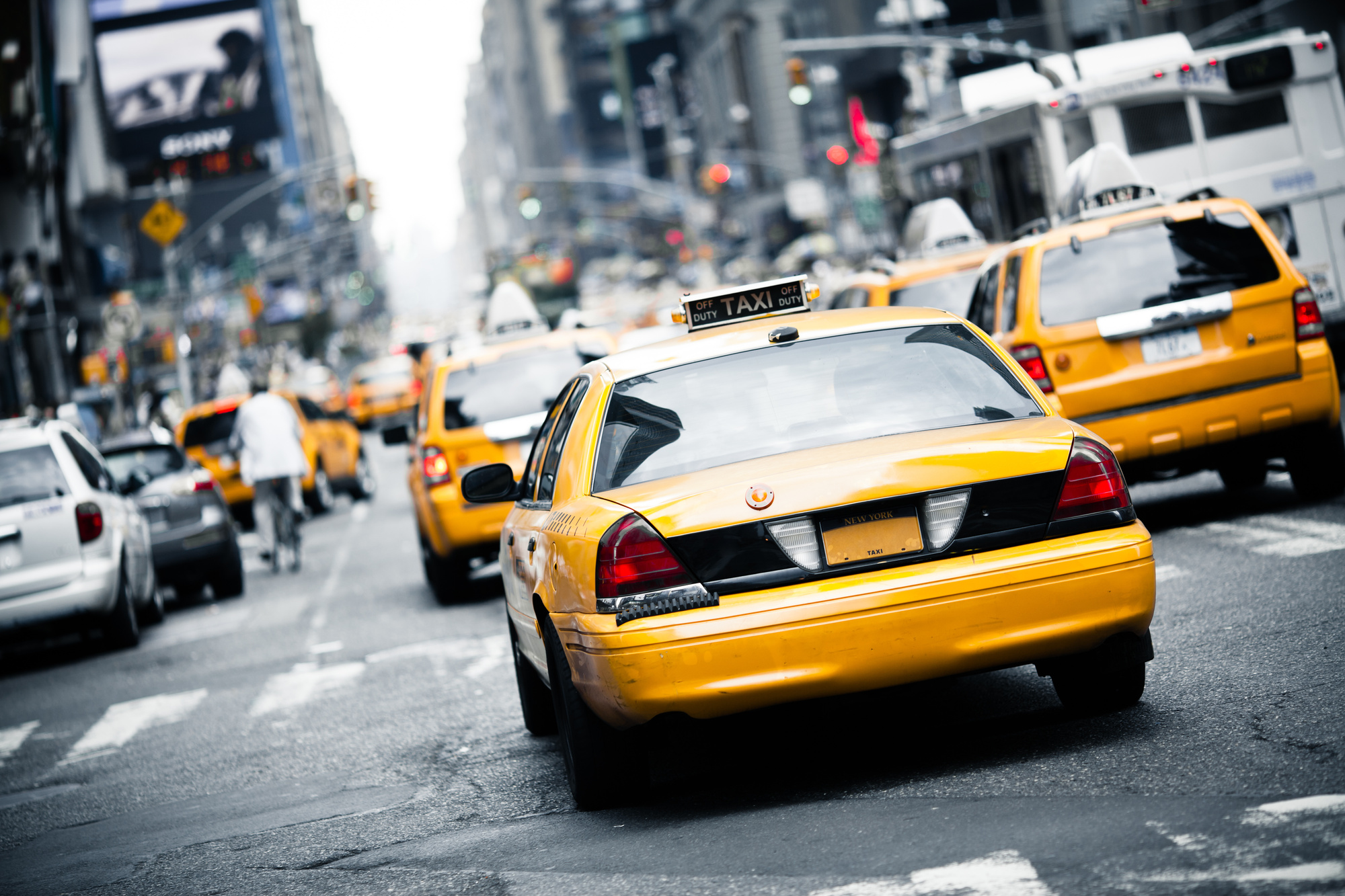 Taxi New York >> 8 Etiquette Rules When Using A Taxi Service In New York
